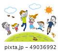 三世代家族 ジャンプ 49036992