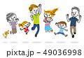 三世代家族 ジャンプ 49036998