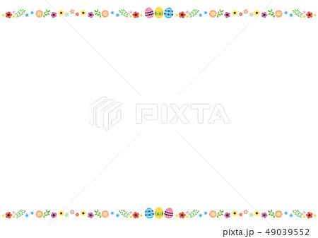 フレーム素材-イースター 49039552