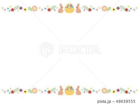 フレーム素材-イースター 49039555