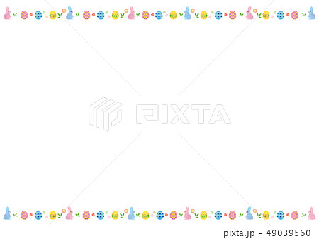 フレーム素材-イースター 49039560