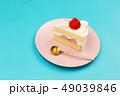いちご イチゴ ショートケーキの写真 49039846