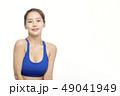 女性 ポートレート 若い女性の写真 49041949