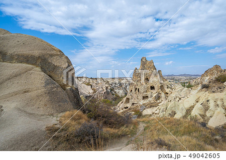 Landscape of Cappadocia in Goreme, Turkey 49042605