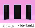 スマートフォン アングル 角度のイラスト 49043068