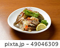 フード 食べ物 料理の写真 49046309