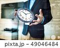 時計 時間 グラフの写真 49046484
