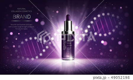 night cosmetics with collagen 49052198