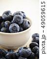 ブルーベリー 果実 果物の写真 49059615