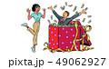 ビジネスマン コミック 妻のイラスト 49062927