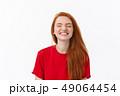 若い 若 女性の写真 49064454