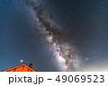 乗鞍高原 星空 天の川 【長野県】 49069523