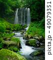 唐沢の滝 滝 渓流の写真 49079351
