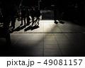 ビジネス 歩く 影の写真 49081157