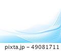 波 風 ウェーブのイラスト 49081711