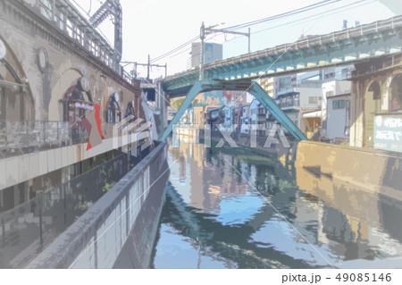 神田川 万世橋より 49085146