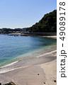 観音崎 海岸 海の写真 49089178