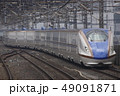 北陸新幹線 新幹線 電車の写真 49091871