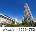 タワーマンション 汐留 高層マンションの写真 49094752