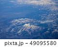 上空から見た磐梯山 49095580