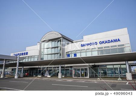 札幌丘珠空港のターミナルビル 49096043
