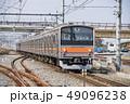 武蔵野線 電車 列車の写真 49096238