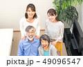 ファミリーイメージ 家族 男女 49096547