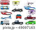 乗り物 自動車 車のイラスト 49097163