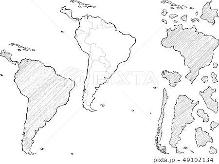 南米クレヨンa 49102134
