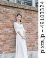 ウェディング 花嫁 ウェディングドレスの写真 49103324