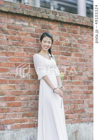ウェディング花嫁 49103324