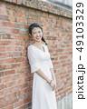 ウェディング 花嫁 ウェディングドレスの写真 49103329