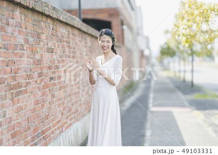 ウェディング花嫁 49103331
