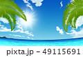 リゾート地 49115691
