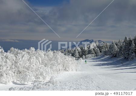 パルコールつま恋リゾート - 樹氷のプレストコースと浅間山(1) 49117017