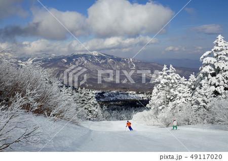パルコールつま恋リゾート - ビバーチェコースと草津白根山(1) 49117020