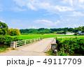 農村 風景 初夏の写真 49117709