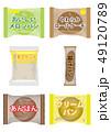 菓子パン各種 49120789