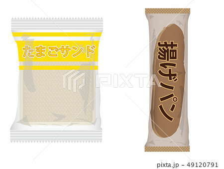 菓子パン 49120791