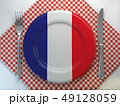French cuisine  or rfrench estaurant concept. 49128059