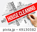 House Cleaning word cloud collage 49130382