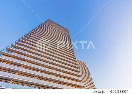 タワーマンション イメージ   49133394