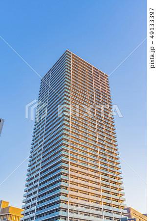 タワーマンション イメージ   49133397