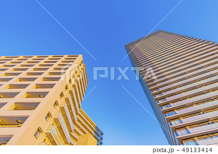 タワーマンション イメージ   49133414