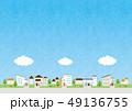 背景素材-住宅 49136755