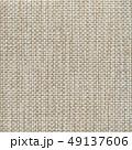 Brown textile textured background. 49137606