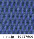 Luxury blue textured genuine fabric of high and natural quality. 49137609