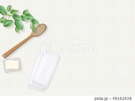 アメニティグッズ-バス用品-洗面-ソープ-タオル-ボディブラシ 49162638