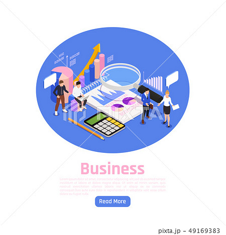 Business Management Page Design 49169383