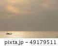 海 空 船の写真 49179511